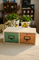 storage drawer box for sutra of wooden box