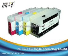Zhuhai Lifei for hp950/951 refillable ink cartridge for hp Officejet 8600 printer with reset chip