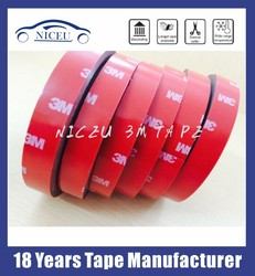 3m double side strong adhesive tape 2mm , 3m tape manufacturer