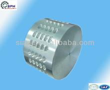 high precision aluminum alloy cnc job work