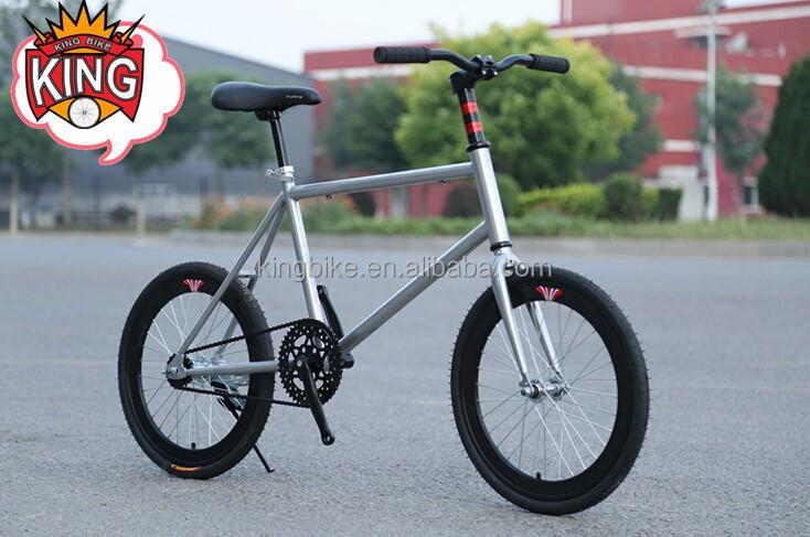 mini fixie bike aus china 20 zoll festrad fahrrad student. Black Bedroom Furniture Sets. Home Design Ideas