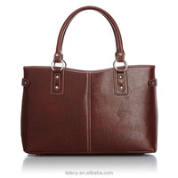 luxury good quality durable genuine leather land bags