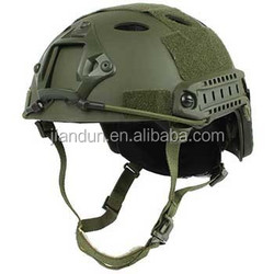PJ Type Military Tactical Airsoft Helmet Paintball Army-OD