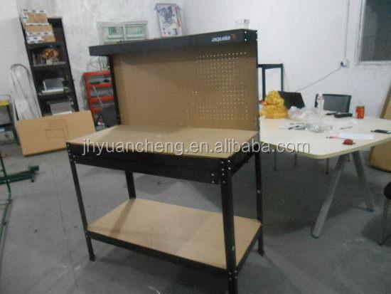Mejor calidad eco freindly garaje plegable pesado banco de - Banco trabajo plegable ...