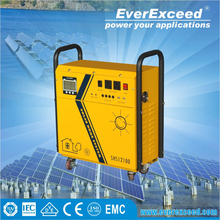 EverExceed reliable quality mobile home solar panel system for outside solar lighting