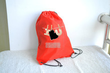 China Manufacturer Cheap Made Of Sturdy Drawstring Bags