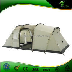 China Hongyi Professional Outdoor Luxury Family Camping Tent/Camping Tent for Sale