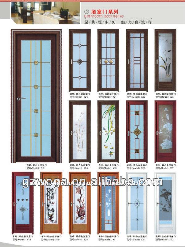Diversos tipos para opcional cuarto de ba o serie puerta for Cristales para puertas de comedor