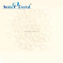Sinitic Dental tooth clear medical material braces rubber band