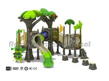 child dreamland forest theme park kids outdoor playsets children plastic playground