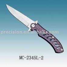 aço inoxidável faca dobrável