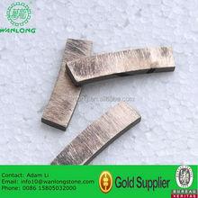Diamond Multi Layer Segment and Sandwich Segment Cutting Granite Marble Stone Cutting Single Saw and Multi Saw Price List