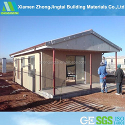 Two storey anti earthquake modern decoration prefab hunting cabins