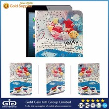 [GGIT] PU+TPU Custom Design High Quality Case for Apple for iPad mini