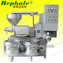 Automatic Oil press Advanced design, beautiful appearance, reliable performance, simple operation, convenient maintena