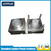 2015 Shanghai Cheap flower pot plastic injection mould