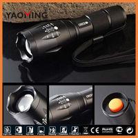 HANDY EDC Zoom flash light super bright LED flash light