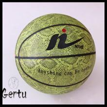 promotional size 1 mini pvc leather laminated basketball