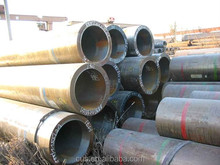 hot rolled & cold drawn technology carbon and alloy seamless steel tube high quality best price