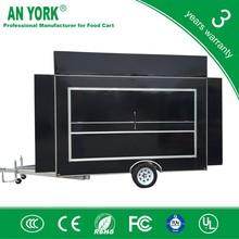 FV-55 best camping caravan trailer trailer truck shanghai manufacturer of dog trailer