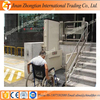 Hot sale model Electric hydraulic wheelchair used man lift table for disabled