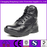 Hunter boot sharp retro worker combat boots