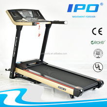 Fitness treadmill for home or company gym