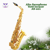 Popular 2015 hot sell saxophone musical instrument from china