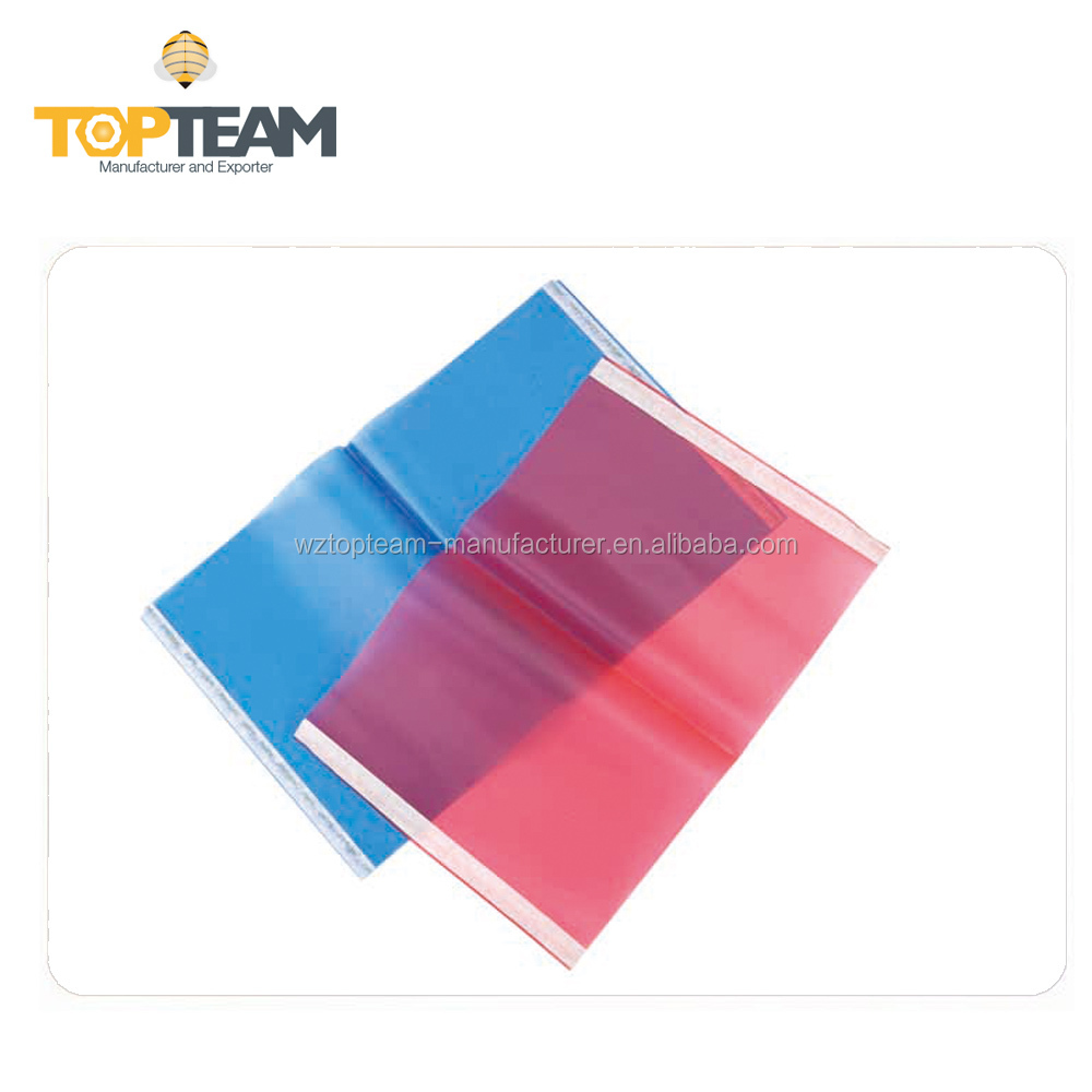 Book Cover Paper Roll : Semi color pp adjustable book cover with adhesive stripe