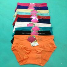 2015 big quantity cancelled order ladies panties