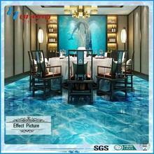 Foshan 3D flooring porcelain ceramic tile for wall and floor