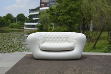 New design chesterfield inflatable sofa for kids and adult