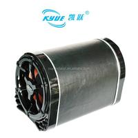 KYue-18B Professional active subwoofer black tunnel subwoofer