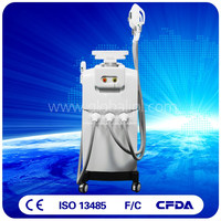 US601F New year promotion vertical IPL hair removal machine SHR