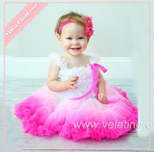 Fancy Kids High Quality Baby Party Dress Children Frocks Designs