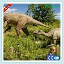 Funny Big Animatronic Dinosaur for Child