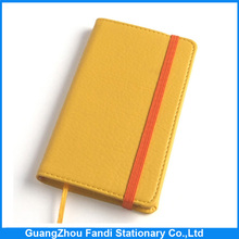 Soft orange Cover Travel Diary Journal Note Book