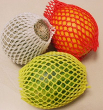 China Supply Disposable Protective PE Fruit Packaging Foam Net
