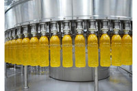 Complete fruit juice processing equipment, hot drink production line, juice filling machine