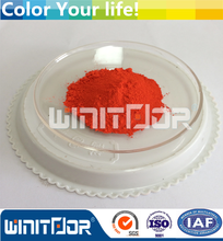 Good Quality Orange Color Iron Oxide Pigment