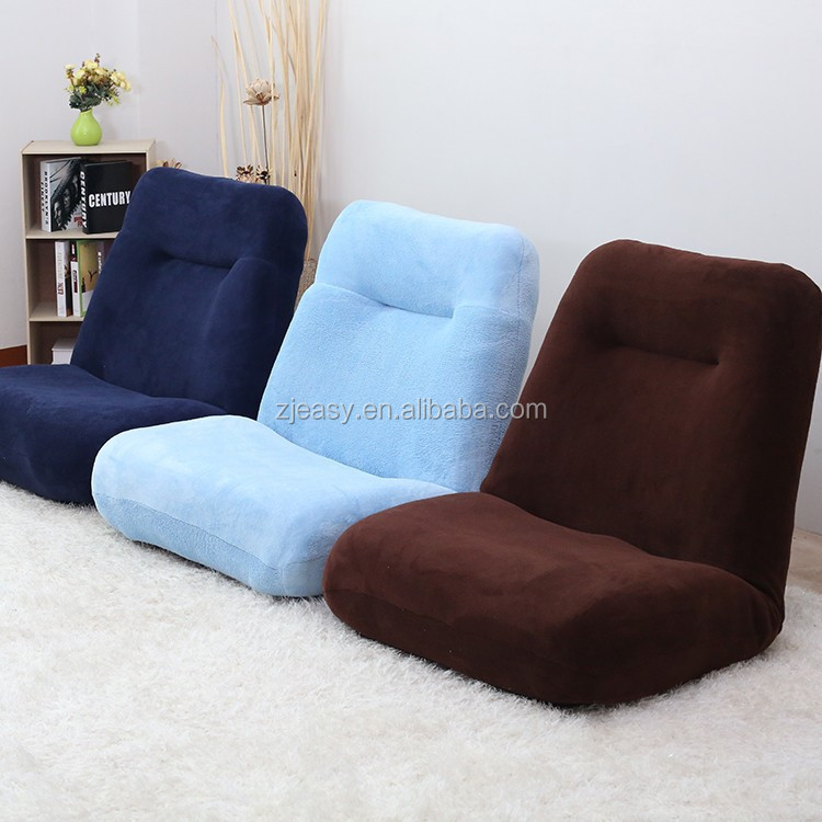 comfortable floor cushion seating sofa with 5 positions