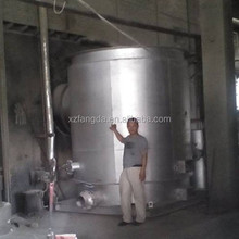 Fangda Energy saving 15.0T 9,000,000kcal Fangda biomass wood pellet burner for rotary dryer
