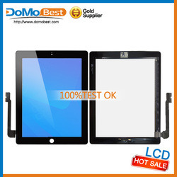 For Apple iPad 4 Touch ,Digitizer Screen, 100% Tested One By One