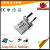 Li-polymer 3.7v 150mah small size with high capacity battery