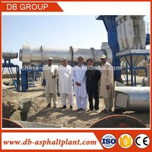 40T/H for Road Construction!! China Factory Mobile Asphalt Plant Price DHB40