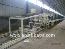 low production cost plaster of paris production line
