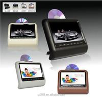 9 inch headrest car dvd player,car seat headrest covers