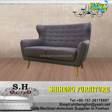 Modern Coffee Shop Use Home Furniture living room Fabric Sofa XY-C30