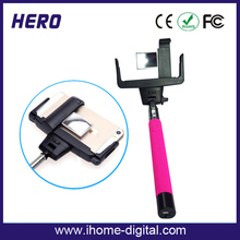 cheap stuff to sell selfie stick with the adjustable camera