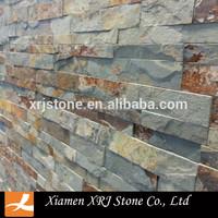 exterior decorative stone cladding with asian black slate floor tile